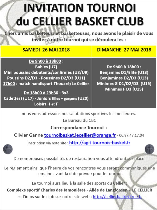 tournoi CBC 2018